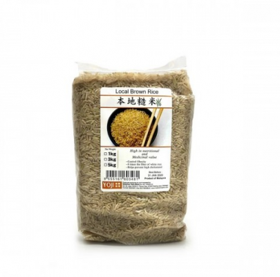 Yoji Local Brown Rice
