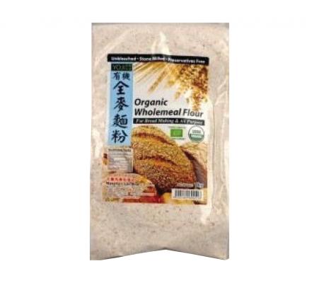 Yoji Organic WholeMeal Flour
