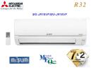 Mitsubishi Electric Air Conditioner 2.0HP R32 Standard Non-Inverter JR Series R32 Non-Inverter Air Conditioner MITSUBISHI ELECTRIC AIR CONDITIONER