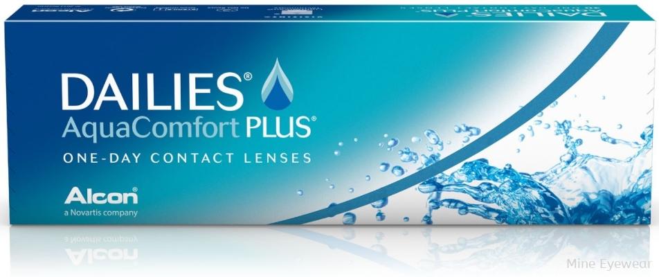 Aqua Dailies Comfort Plus (30pcs)