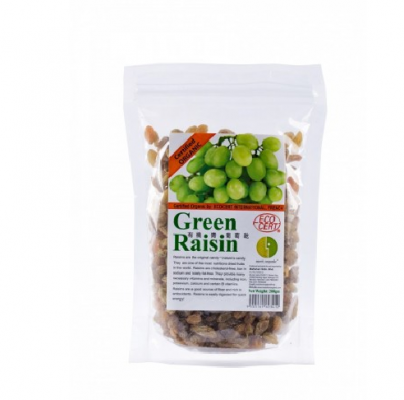 Meet Organic Organic Green Raisin