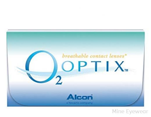 Alcon o2 0ptic Monthly (6 pcs)