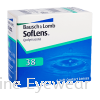Softlens 38 Monthly (6pcs) CLEAR MONTHLY CONTACT LENS