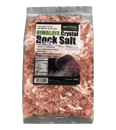MH Food Organic Himalaya Crystal Rock salt