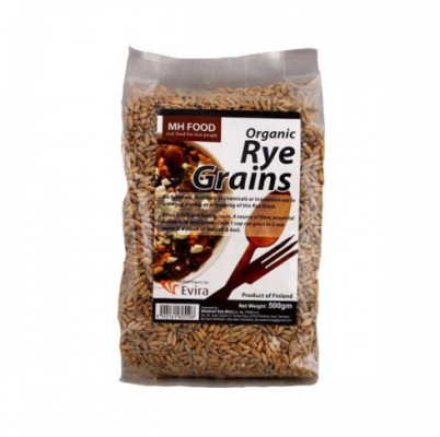 MH Food Organic Rye Grains