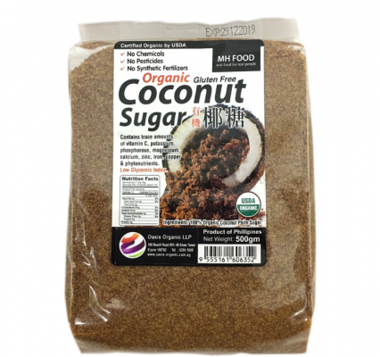 MH Food Organic Coconut Sugar