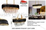 HANGING 3005-800 Dining Pendant Indoor Pendant Light  Pendant Light
