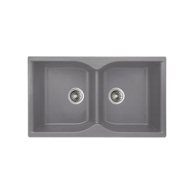 TORA GRANITECH SERIES KITCHEN SINK CM3813-GY  TR-KS-DB-00039-GY