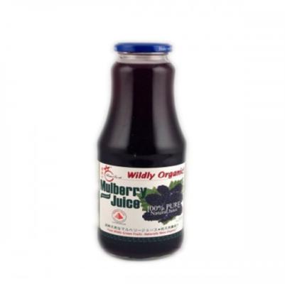 Wildy Organic Pomefresh Mulberry Juice