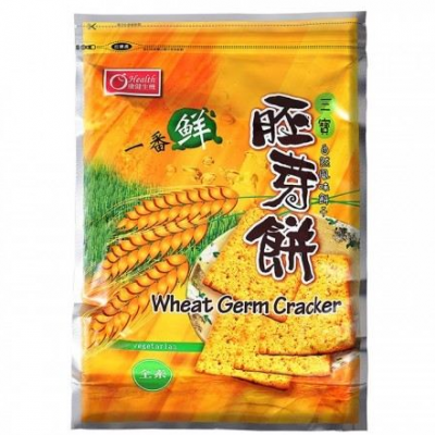 Wheat Germ Cracker