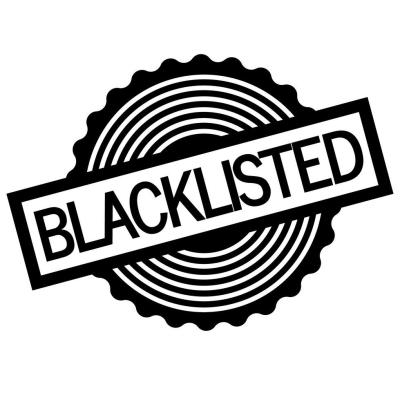 KPKT blacklisted