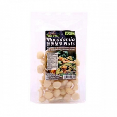 Yoji Natural Macadamia Nut