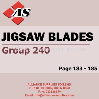 Jigsaw Blades (Group 240)
