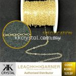 Suasa (Gold Filled), Extension (Chain), 1212F, 0.5meter/pack