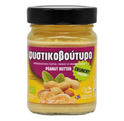 Greece Peanut Butter Crunchy