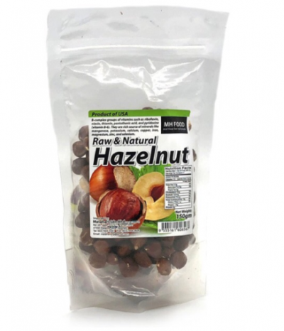 MH Food Raw & Natural Hazelnut
