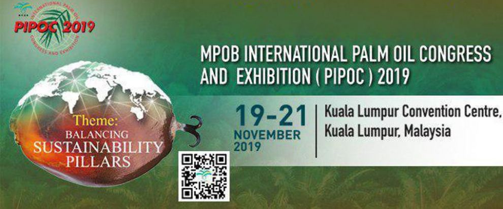 MPOB INTERNATIONAL PALM OIL CONGRESS AND EXHIBTION (PIPOC)