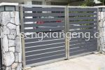 Stainless Steel Swing Main Gate Stainless Steel Main Gate Stainless Steel