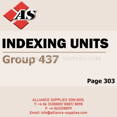 Indexing Units (Group 437)