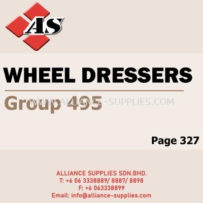 Wheel Dressers (Group 495)