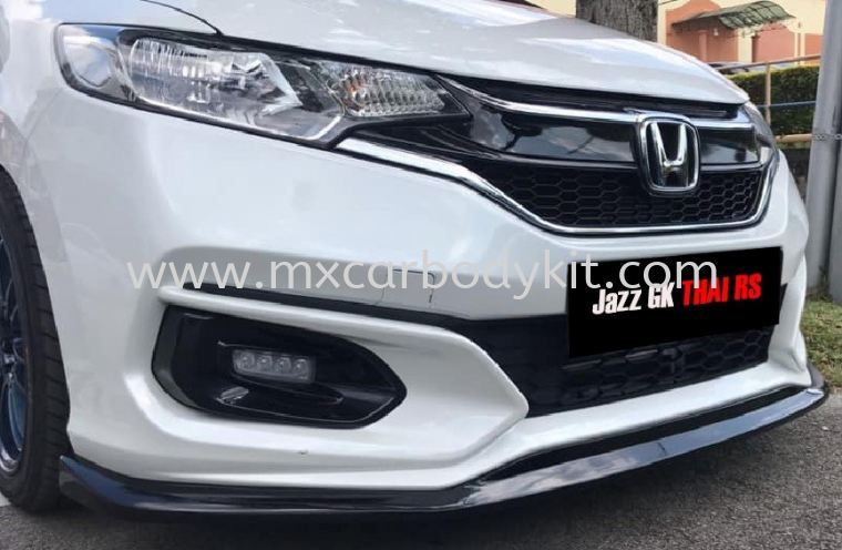 HONDA JAZZ 2017 THAI RS FRONT LIP  JAZZ 2017  HONDA