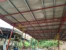 Mild Steel Metal Deck Awning Awning