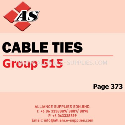 Cable Ties (Group 515)