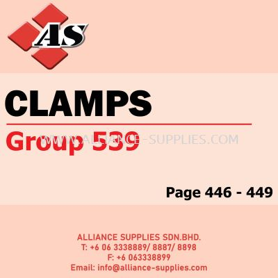 Clamps (Group 539)
