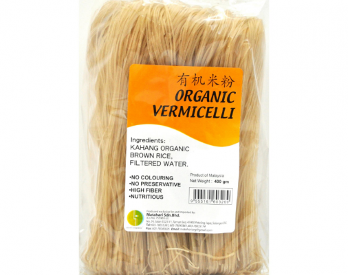 Meet Organic Organic Brown Rice Vermicelli