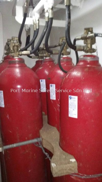 Fire Extinguisher, Detection and Fighting System