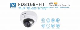 FD816B-HT. Vivotek Fixed Dome Camera DOME CAMERA VIVOTEK CCTV SYSTEM