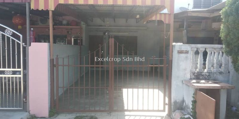 (R0642) Double Storey Terrace House for Rent
