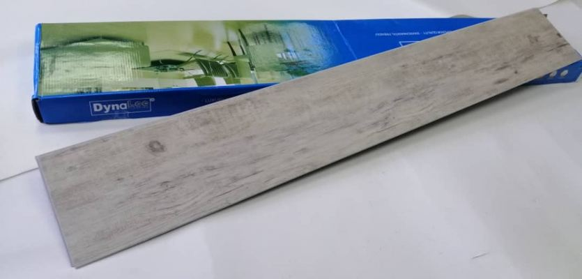 SPC Vinyl Click 5.5mm - White Grey Rustic ( SPC5-113 )