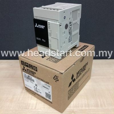 MITSUBISHI PROGRAMMABLE CONTROLLER FX3S-14MR/ES MALAYSIA