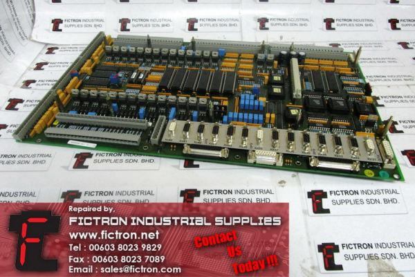 IO502 KRAUSS MAFFEI Printed Circuit Board PCB Supply Malaysia Singapore Indonesia USA Thailand