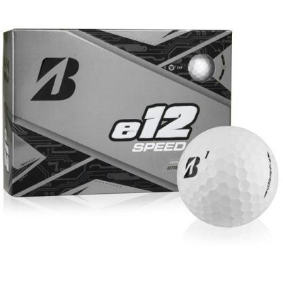 Bridgestone e12 Speed White Golf Balls