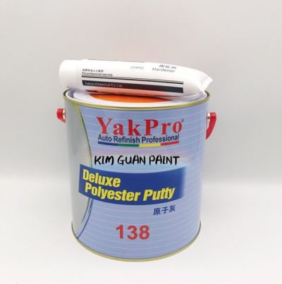 YakPro Deluxe Polyester Putty