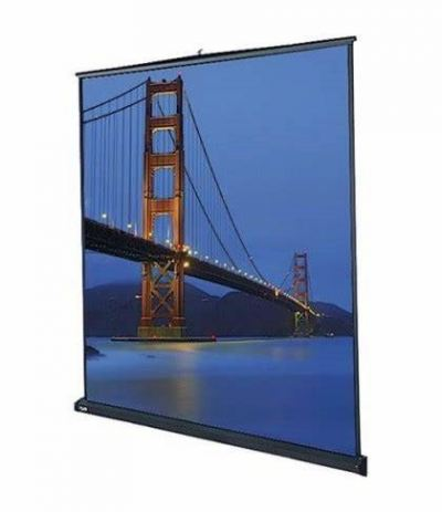 V-Lite VL-CP88M 8' x 8' tripod screen