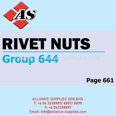 Rivet Nuts (Group 644)