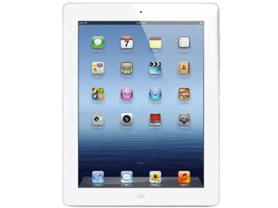 Apple Ipad 3 Wifi+4G 16 GB - white