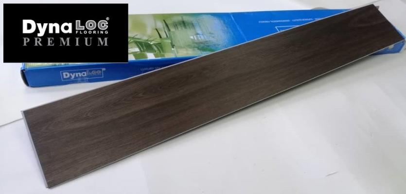 5.5mm SPC Vinyl Click Flooring - Cocoa Walnut ( SPC5-103 )
