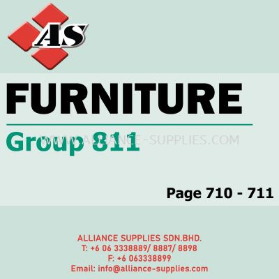 Furniture (Group 811)