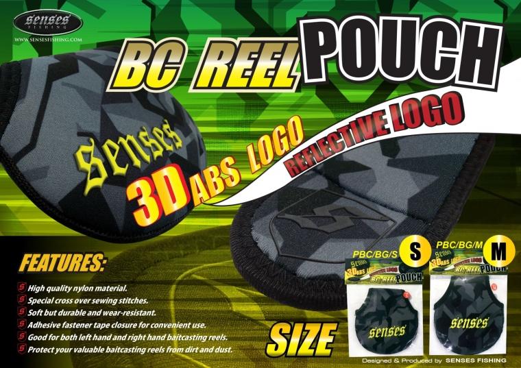 SENSES BC REEL POUCH BAG
