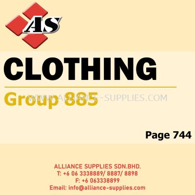 Clothing (Group 885)