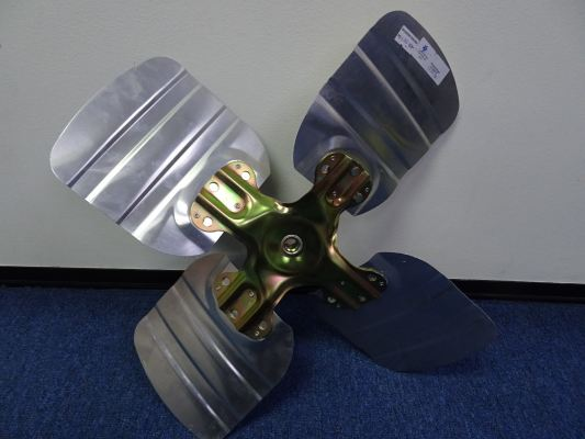 CARRIER LA01AX252-25 (FOR HAT112 MOTOR) PROPELLER FAN (26IN)- (38LZA10090125)