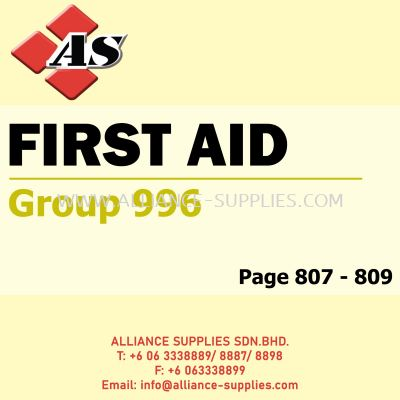 First Aid (Group 996)