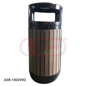 Rubbish Bins - ASR-1802WD