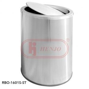 Rubbish Bins - RBO-1601S-ST