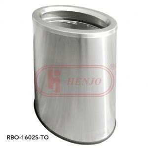 Rubbish Bins - RBO-1602S-TO