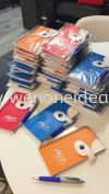 Note Pad with Pen Stationery Corporate Gift